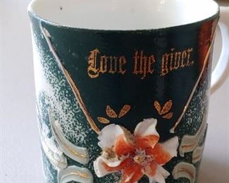 Victorian Loving Cups