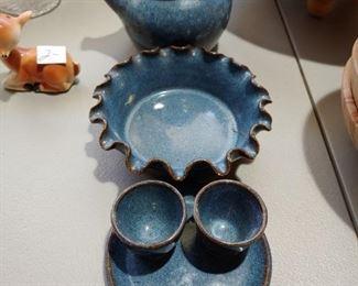 Miniature Pottery Pieces