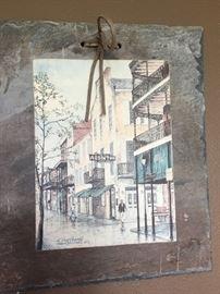New Orleans slate