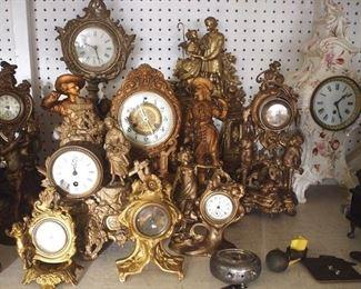 Clocks e