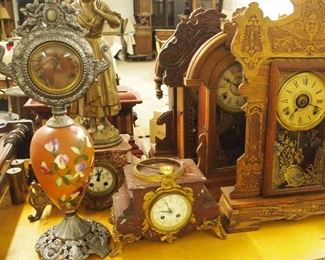 Clocks g