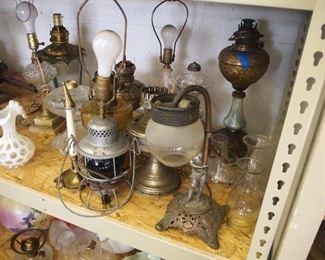 Lamps b