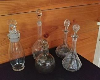 Fabulous decanters