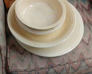 Old fiestaware