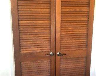 INTERIOR DOORS- UPDATED HARDWARE