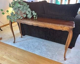 Beautiful couch table