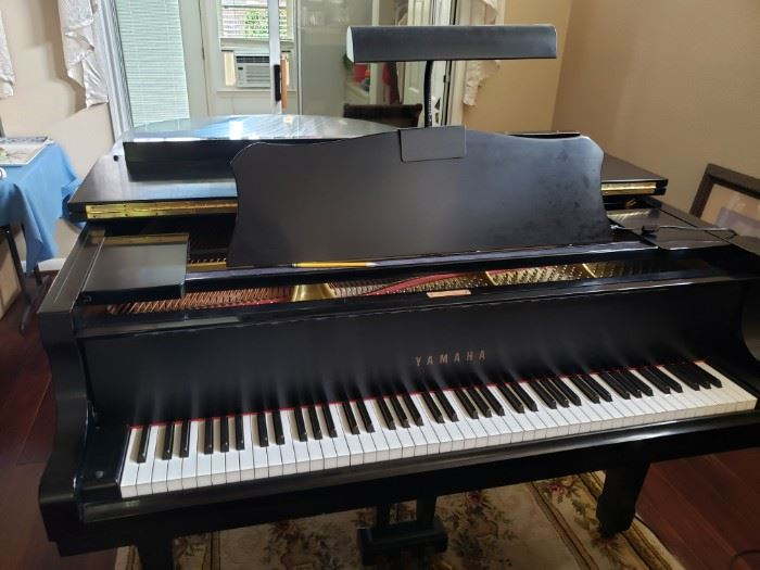 Superb Yamaha Baby Grand Piano
