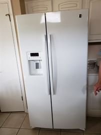 Nice G.E. Refrigerator