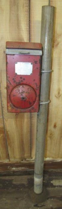 Metal Fine O Meter