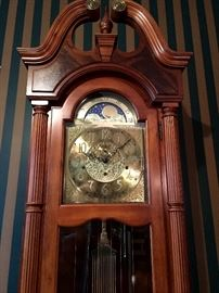 and...So Is This Wonderful Grandfathers Clock...