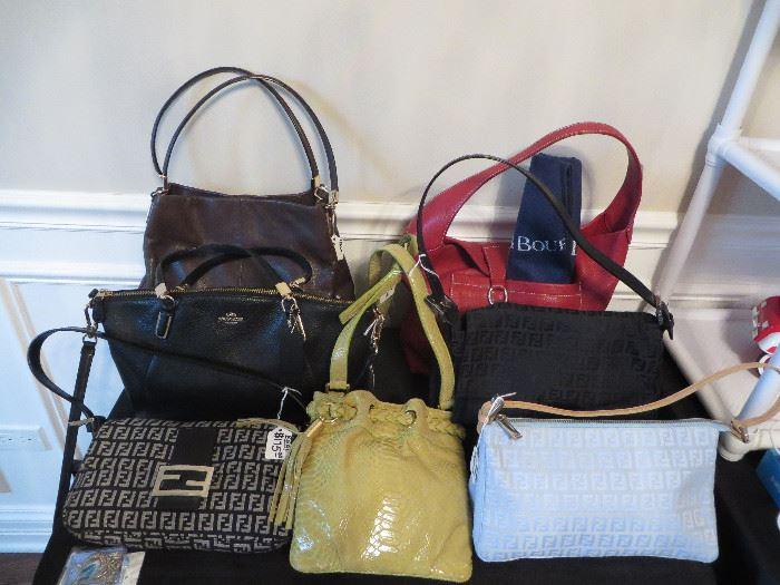 AUTHENTIC designer handbags!!