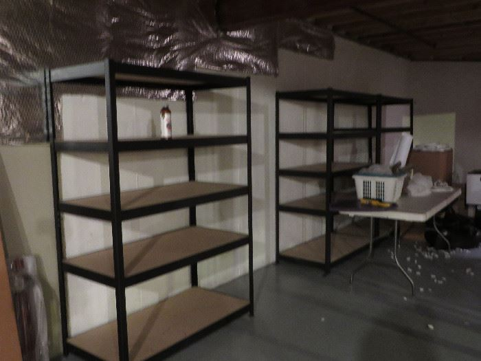 Just added to the sale - these fabulous storage shelves!!