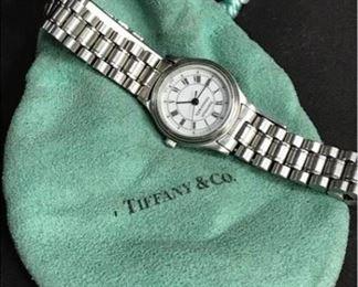 B031 Portfolio Watch By Tiffany  Co