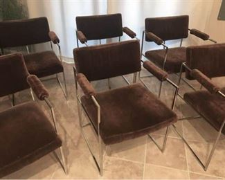 Thayer Coggin 1188 Chairs Milo Baughman