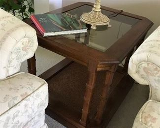 Matching end table