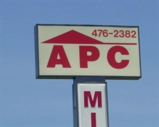 Call APC Mini Storage For More Information - 901-476-2382