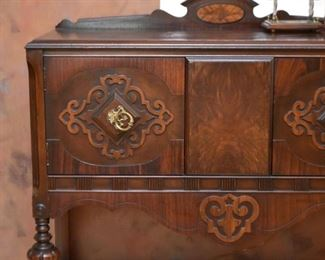 Antique Sideboard / Buffet