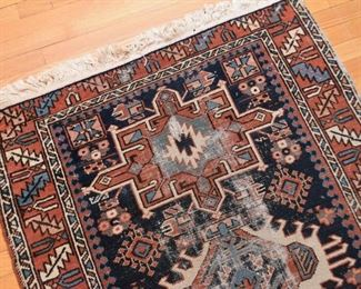 Small Antique / Vintage Area Rug