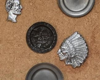 Pewter & Metalware