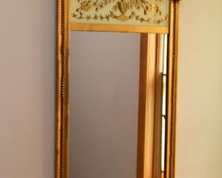 Vintage Wall Mirror (Gilt)