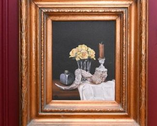 Artwork / Still Life Painting