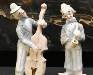 Collectible Clown Figurines