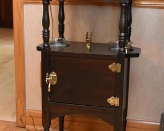 Smoking Table / Cabinet