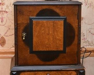 Antique / Vintage Music Cabinet