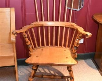 Vintage Spindle Chair