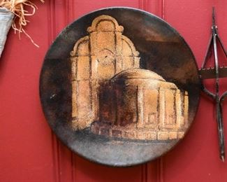 Decorative Plate Wall Hanging