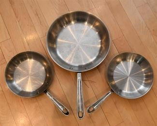 Pots & Pans (All-Clad)