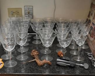 Stemware / Wine Glasses