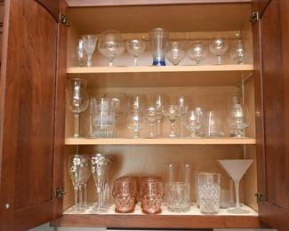 Stemware / Wine Glasses / Glassware