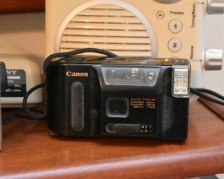 Canon Auto Focus Camera