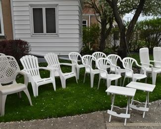 Garden / Outdoor Chairs