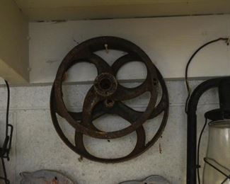 Farming - Gears / Wheels
