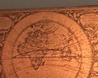 Copper map
