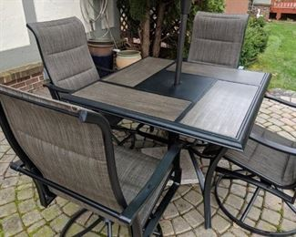 $175  Patio set