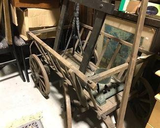 Garden/ Goat cart- 3 available