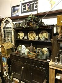 Early 1800's Spanish colonial cupboard