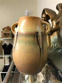 Early Roseville vase