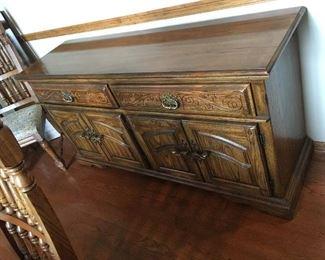 Matching side board/buffet cabinet