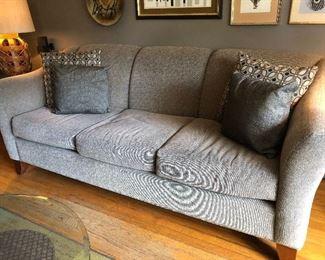 Hickorycraft upholstered Sofa