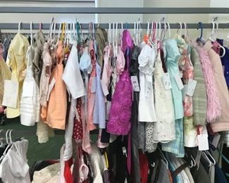 Childrens' fancy dresses