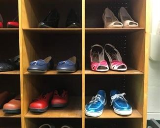 Shoes, shoes and more shoes....some new!