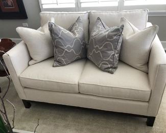 STICKLEY LOVESEAT
