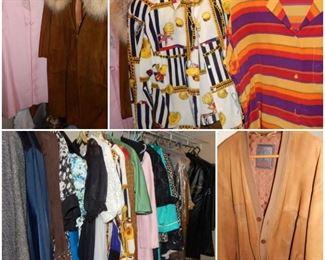 RETRO DESIGNER CLOTHING