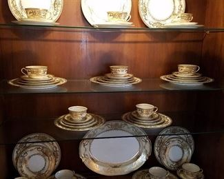Noritake china for 12