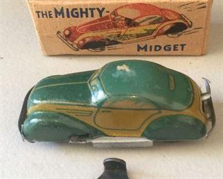 Rare Liliput Car