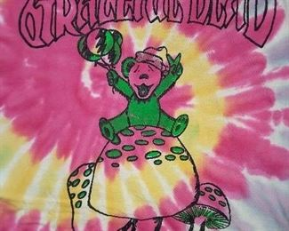 ORIGINAL GRATEFUL DEAD 92' TOUR T-SHIRT